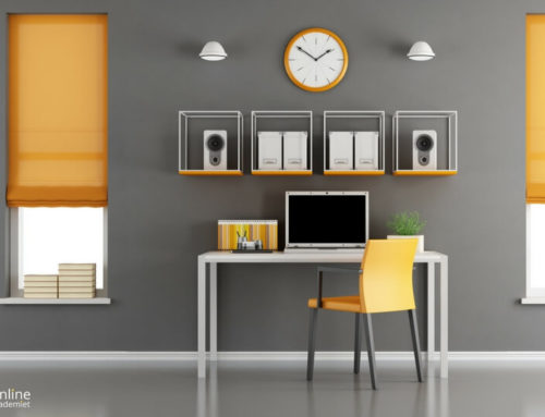 De 4 elementer til online succes: Hjemmesiden