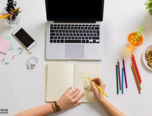 De 4 elementer til online succes: Freebien