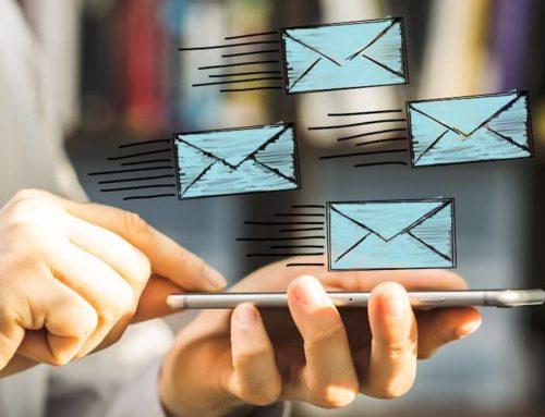 De 4 elementer til online succes: E-maillisten