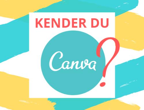 Kender du Canva?